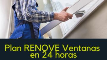 Plan Renove Ventanas 2021/2022