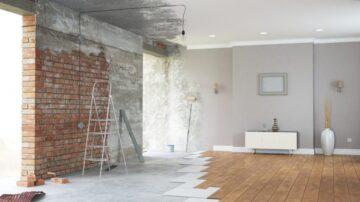 Remodelación de espacios