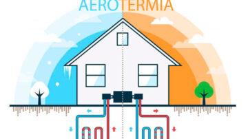 Instalación de Aerotermia